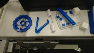 3D-Gedrucktes