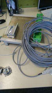 Netzwerk im Aufbau